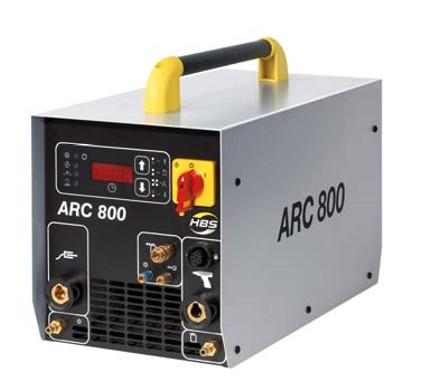 ARC 800 přivařovací transformátorový zdroj 400V
