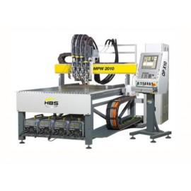 MPW 1010/2010/3015 multivýrobní CNC svařovací centrum
