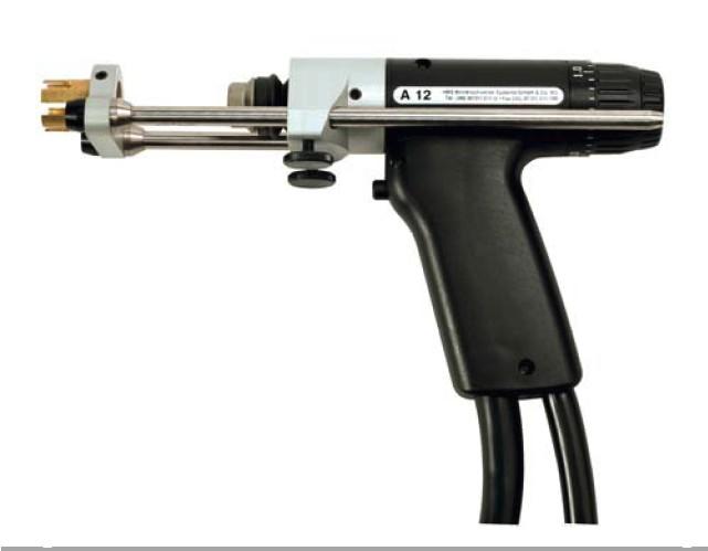 A 12 zdvihová přivařovací pistole
