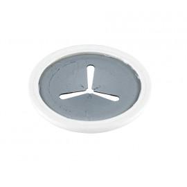 ISO Clipsy ocel/plast - krycí